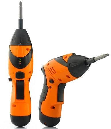 2-in-1 Cordless Electric Drill and Screwdriver (WP-G506).