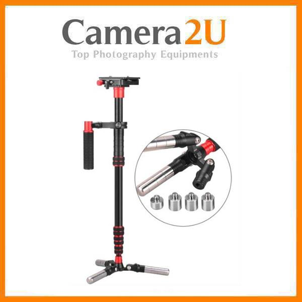 2 in 1 Monopod Handheld Video Camera Stabilizer K29
