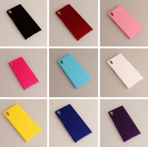 new style b0060 ca9a7 2 For 1 Sony Xperia XA1 Back Cover Case Casing