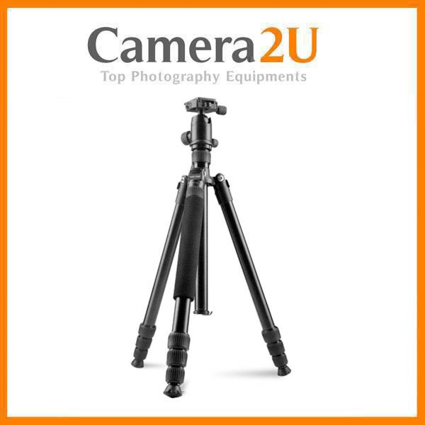 2 in 1 Tripod with monopod included support 6kg T6620