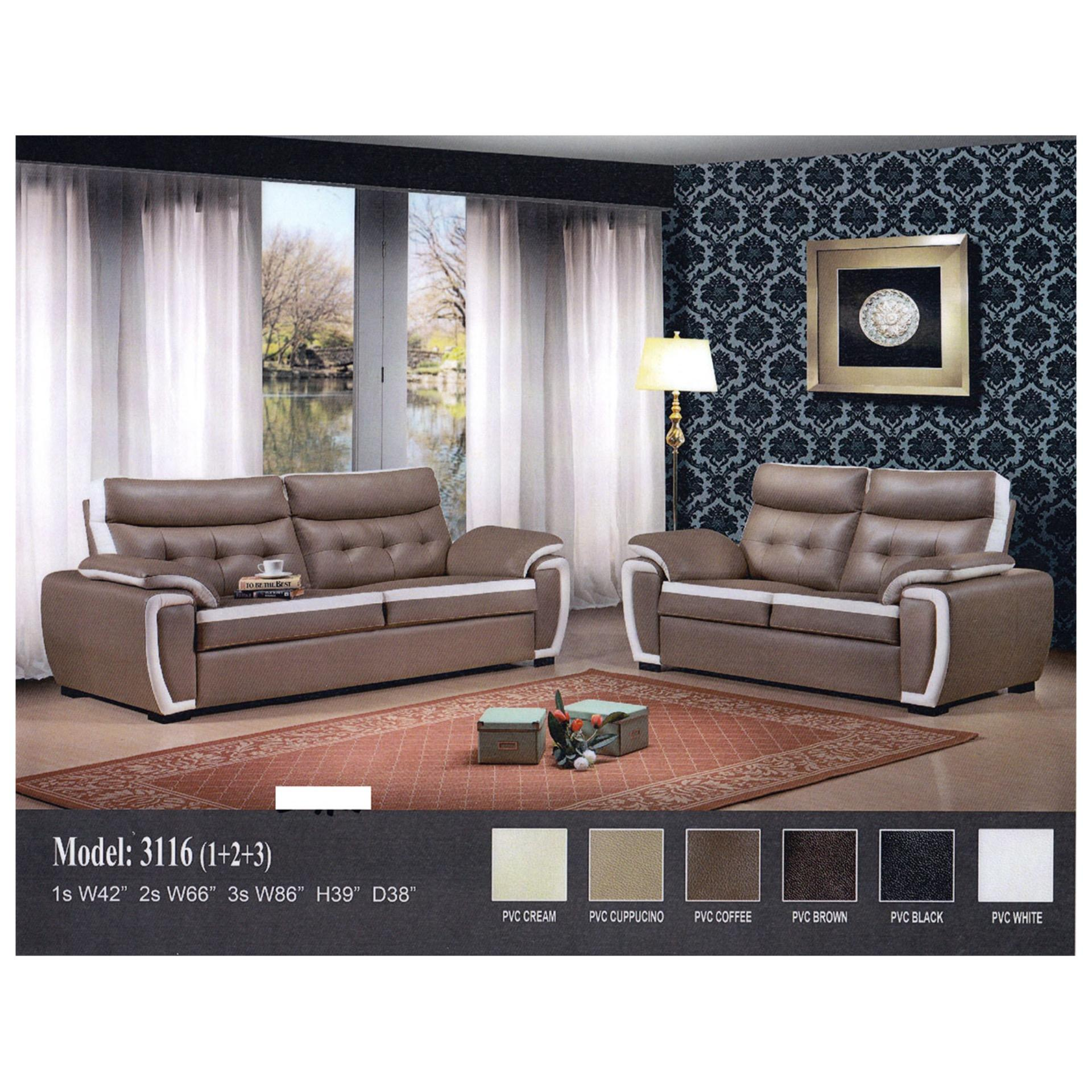 2 3 Leather Sofa Set Relax Chair Lo End 4 28 2021 12 00 Am