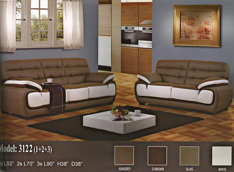 2+3 sofa set installment plan - 3122