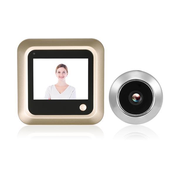 2 4 inch Digital Door Eye Peephole Viewer LCD Security Camera Monitor