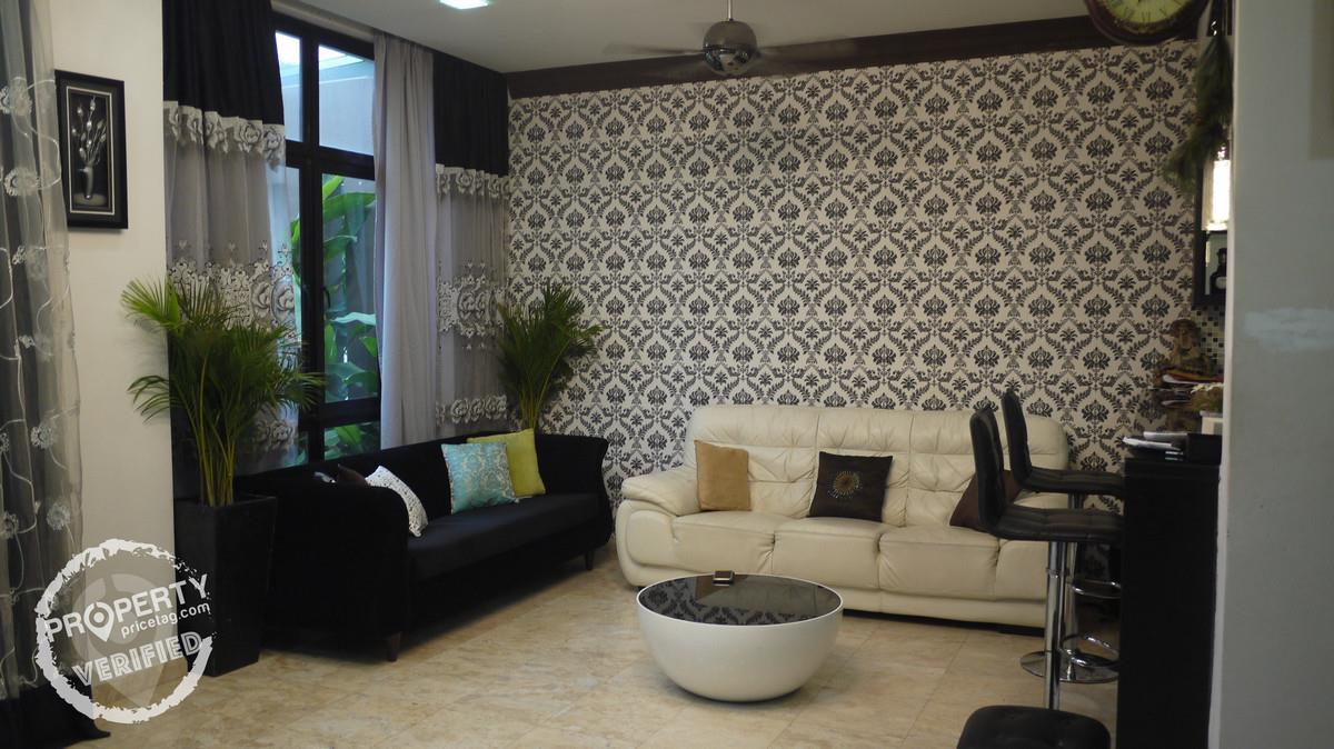 2.5-storey Terrace for Sale at Lake Edge, Puchong