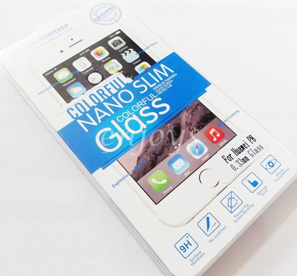 2.5D 9H Premium Tempered Glass LCD Screen Protector Huawei P8 |5.2'