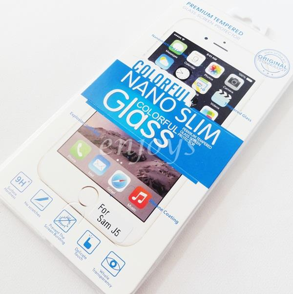 2.5D 9H Tempered Glass LCD Screen Protector Samsung Galaxy J5 /J500F