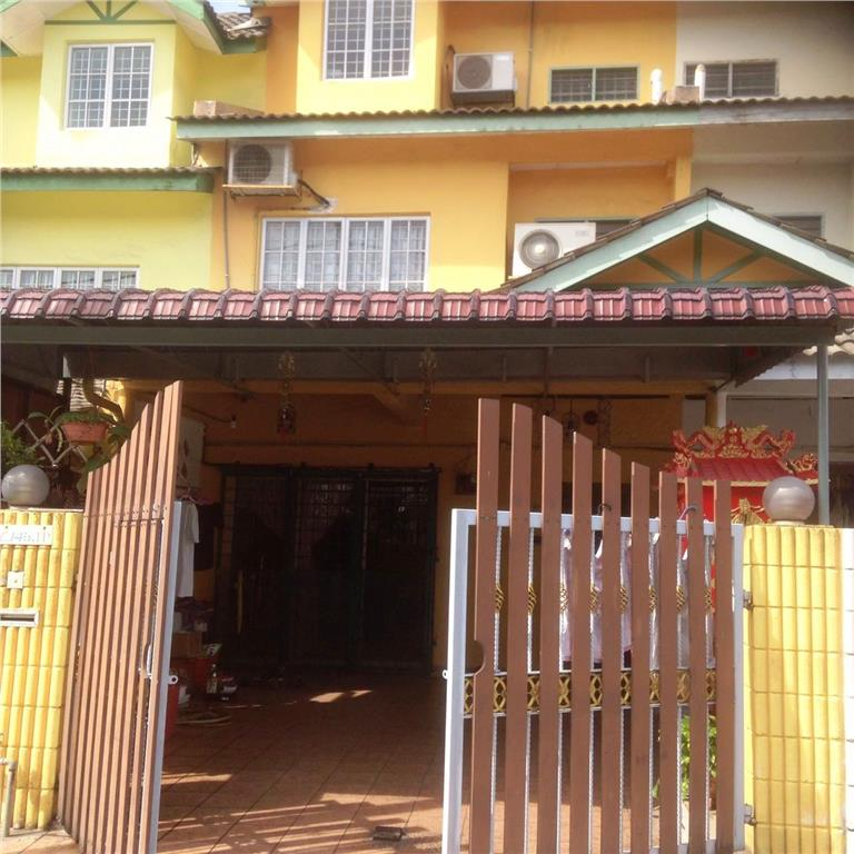 2.5sty Terrace House for sale, Taman Cheras Jaya, Batu 9, Cheras