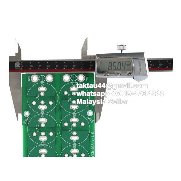 2 7V 300F 350F 450F 500F 800F 32v Super Capacitor Balancing Board