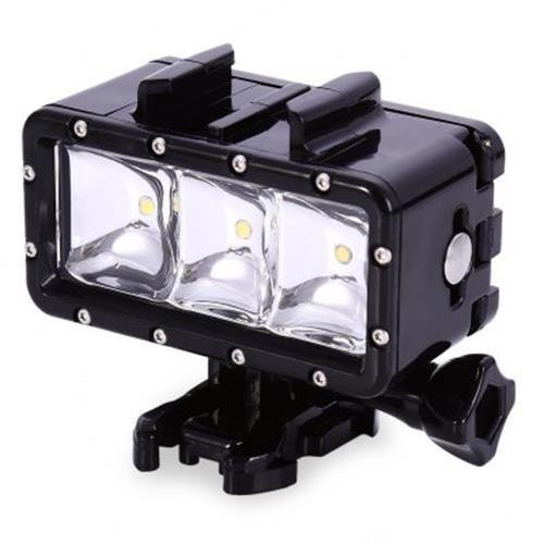 8w Light Led Lampblack Strobe 2 300lm Waterproof Flash f76gyvYb