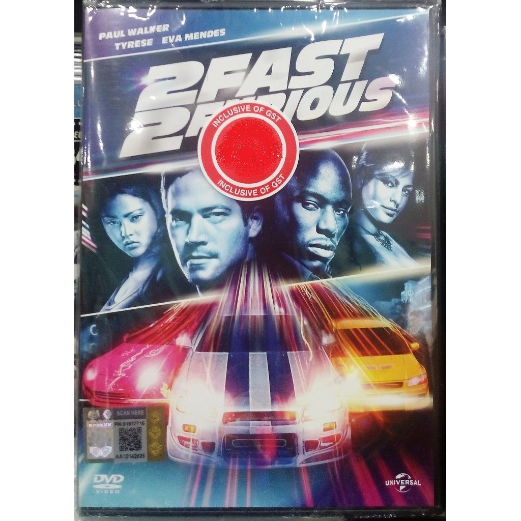 2 FAST FURIOUS DVD End 10 16 2020 1121 PM