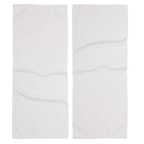 2 Pack Golf Towels 40x16 inch Large Microfiber Waffle Pattern (3 Variations) P