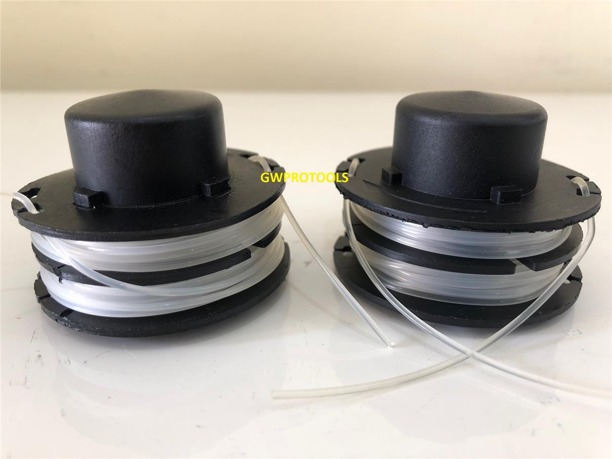 2 PCS - GL300 / GL260 BLACK&DECKER STRIMMER SPOOL&LINE-5170001-39