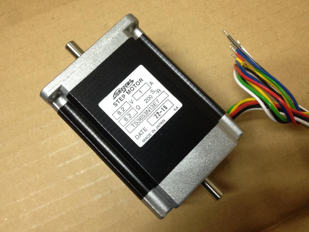 2 PHASE HIGH TORQUE Stepper motor -Tamagawa TS3653N13E7    (Made In Ja..