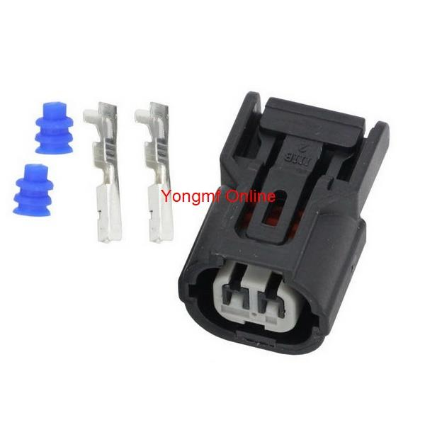 2 Pin Car Waterproof Connector Plug for Toyota DJ7021B-1.2-21 (PC-059)