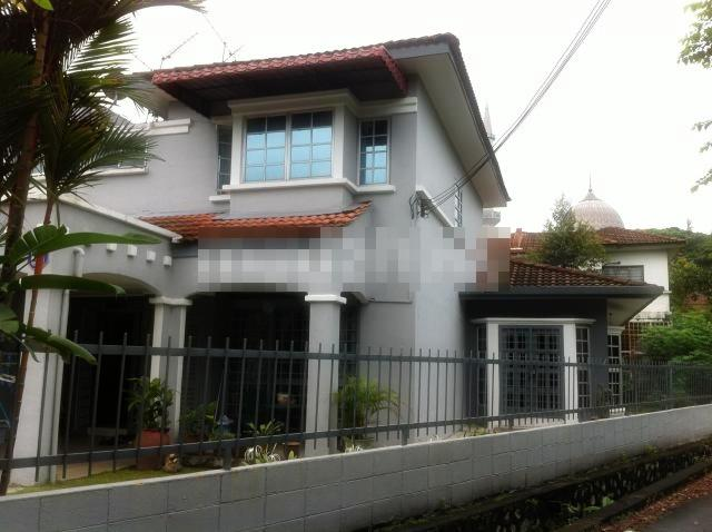 2 Storey Corner House for sale, Bandar Sri Damansara 8