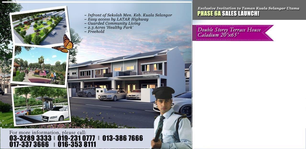 2 STOREY HOUSE SALE KUALA SELANGO (end 10112016 1131 PM) 2 Storey House Sale  House Sale Flyer