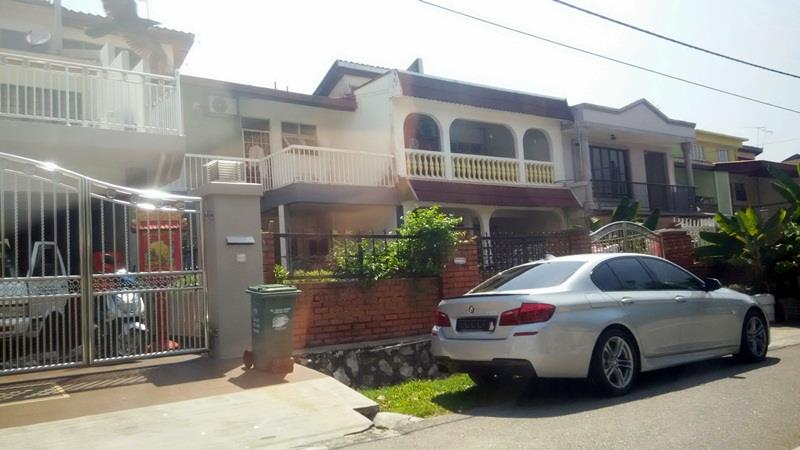 2 Sty Terrace House for sale, Well Kept Condition,Renovated,Taman OUG