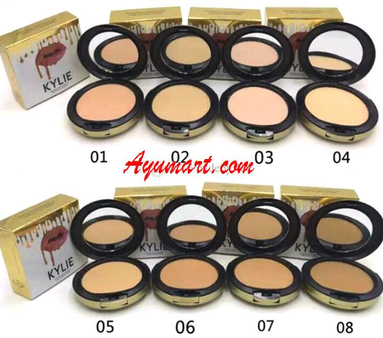 (2 unit) Kylie Powder Plus Foundation #04