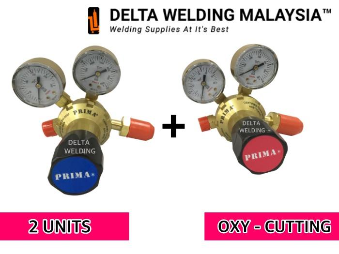2 units of OXY-CUTTING WELDING REGULATORS MALAYSIA