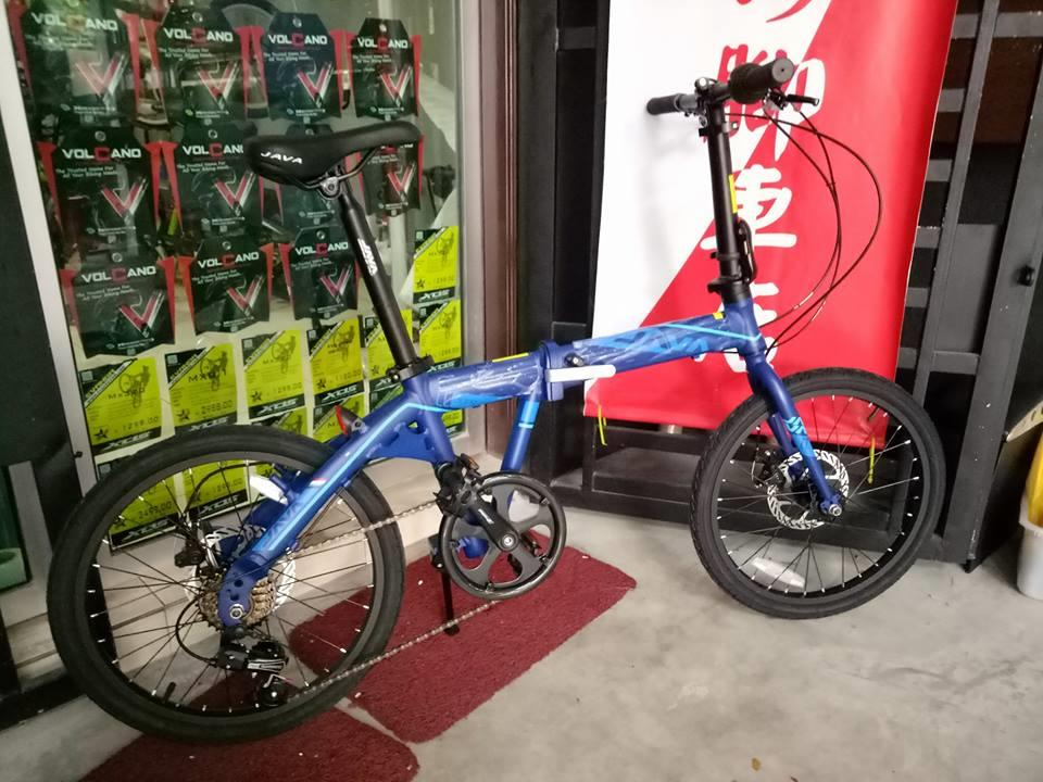 20 Java Tt 7s Folding Bike Bicycle End 5 11 2018 4 15 Pm