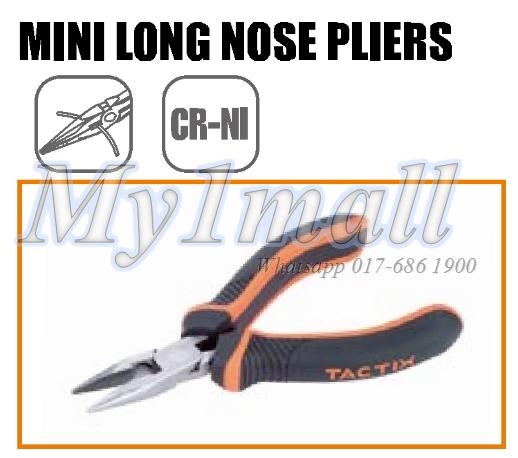 200081 TACTIX PLIERS MINI LONG NOSE