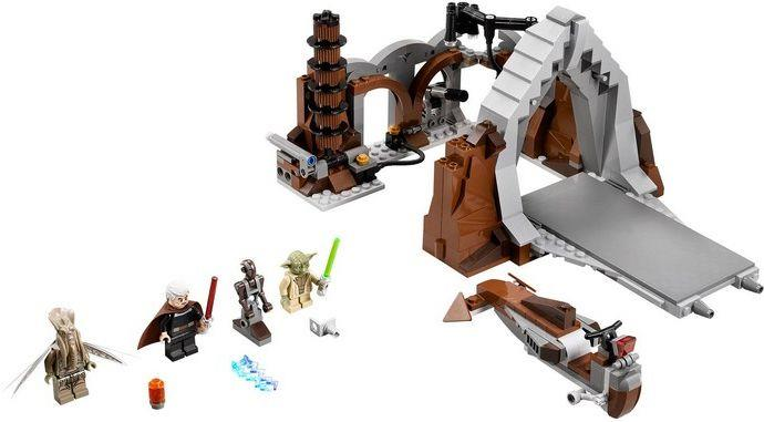2013 Lego Star Wars Duel on Geonosis (end 5/8/2016 4:05 PM)