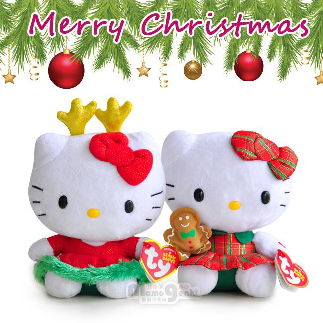 2014 Hello Kitty Ty Beanie Baby Sanrio Plush Toy Best Christmas Gift! eec66d70839