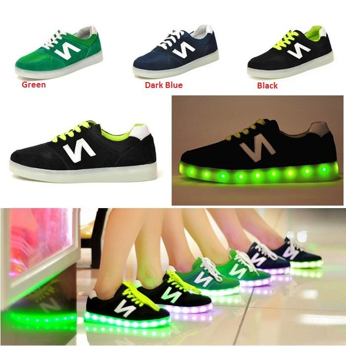 2015 New sneakers led light shoes u (end 12 11 2019 6 15 PM) c69aef7f768a