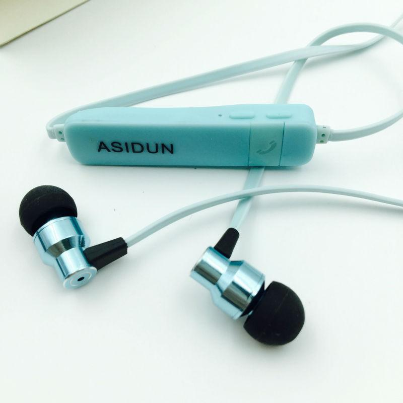 2016 New Asidun S9 Wireless Bluetooth Earphone Sport MP3