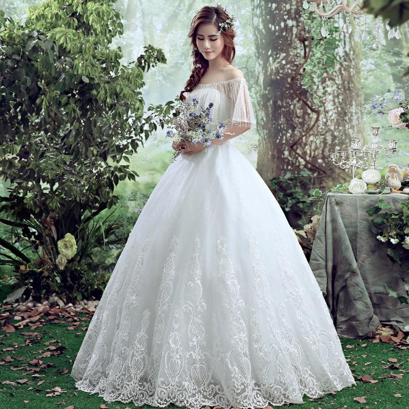 2016 Simple Wedding Dresses Korean End 8 17 2016 11 48 Am