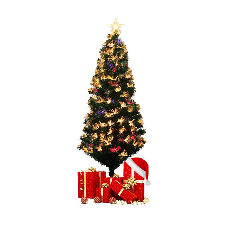 2017 Artificial Christmas Tree With LED Multicolor Lights
