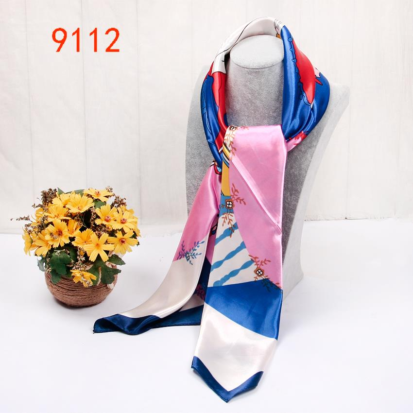 2017 fashion women horsey scarfs high quality scarves