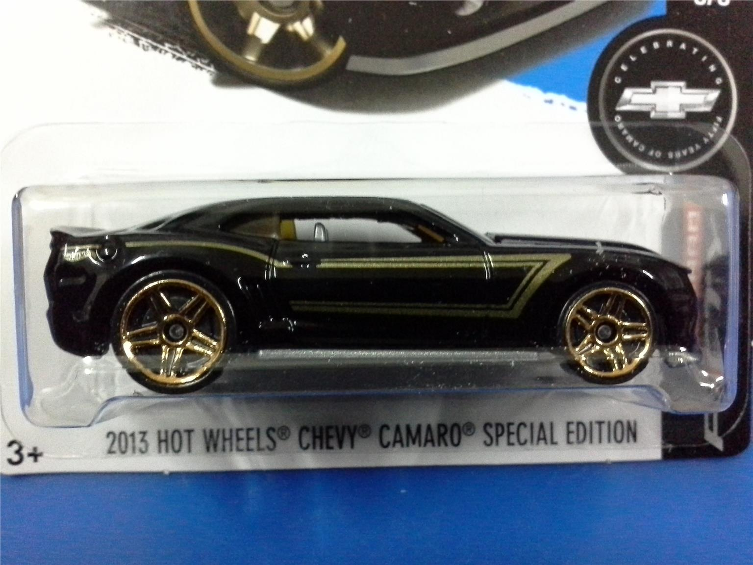 2017 Hot Wheels 2013 CHEVY CAMARO SP (end 4/24/2018 4:15 AM)