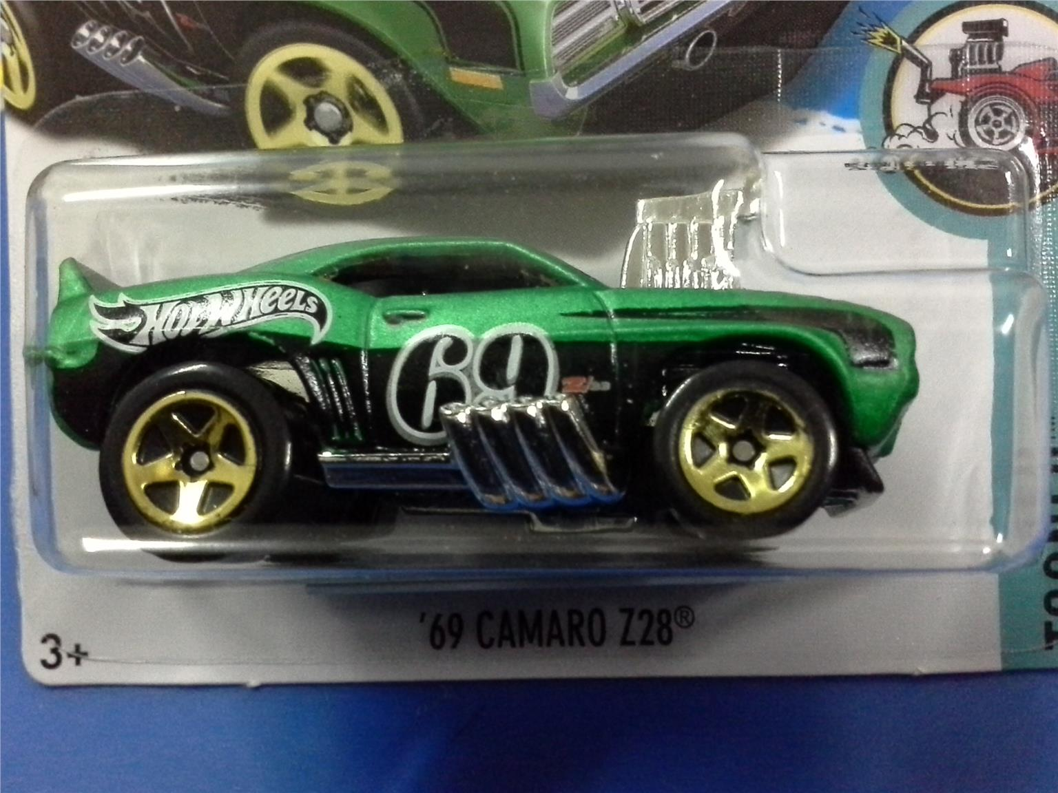 2017 hot wheels 69 camaro z28 green h end 4 2 2018 5 15 pm. Black Bedroom Furniture Sets. Home Design Ideas