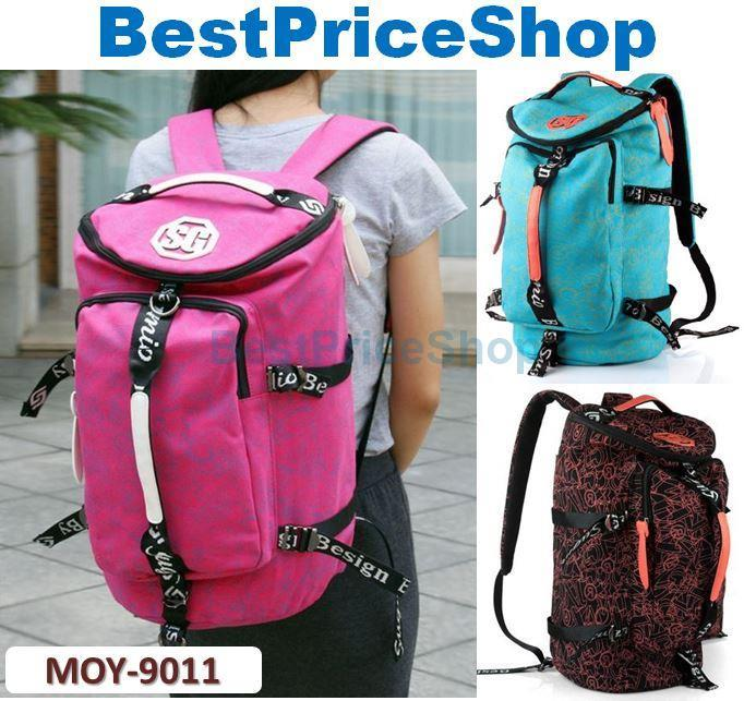 2017 Korean Stylish Shoulder Travel Fashion Backpack MOY-9011 girl bag