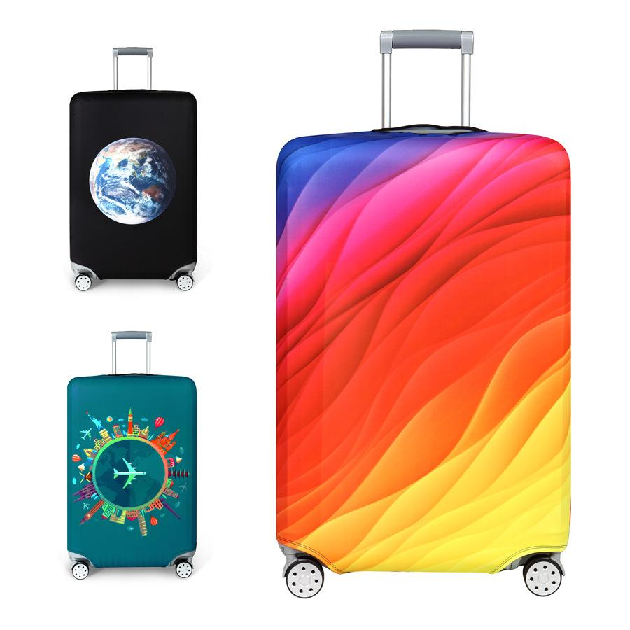 2018 New Design Luggage Protector Cover Travel Suitcase Special Handle