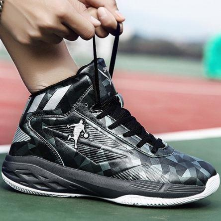 2303be883006 2018 New Men Fashion Basketball Shoes High Top Lace-Up Sport Shoes. ‹ ›