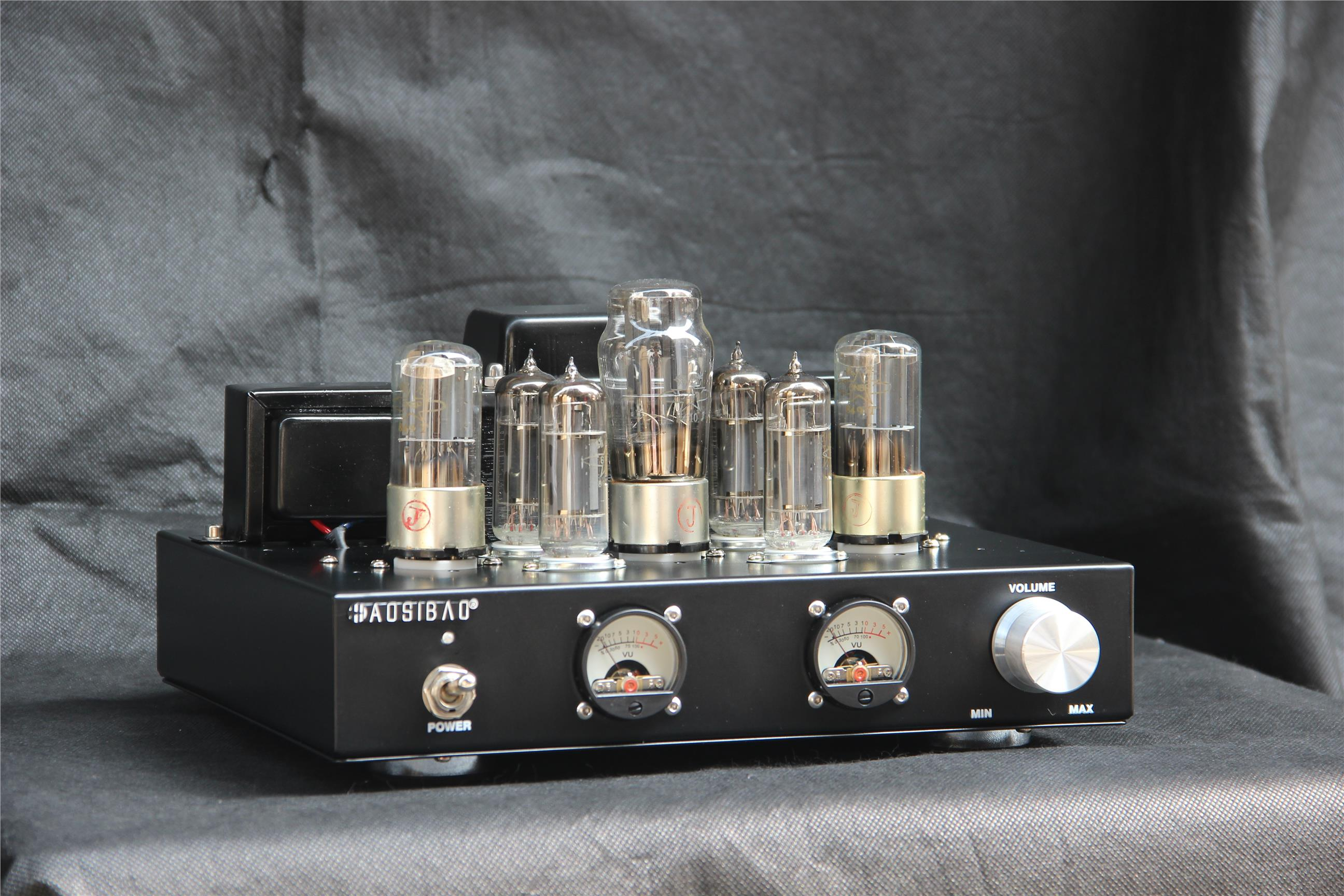 2018 New Nobsound Handmade HiFi 6P1 Vacuum Tube Integrated