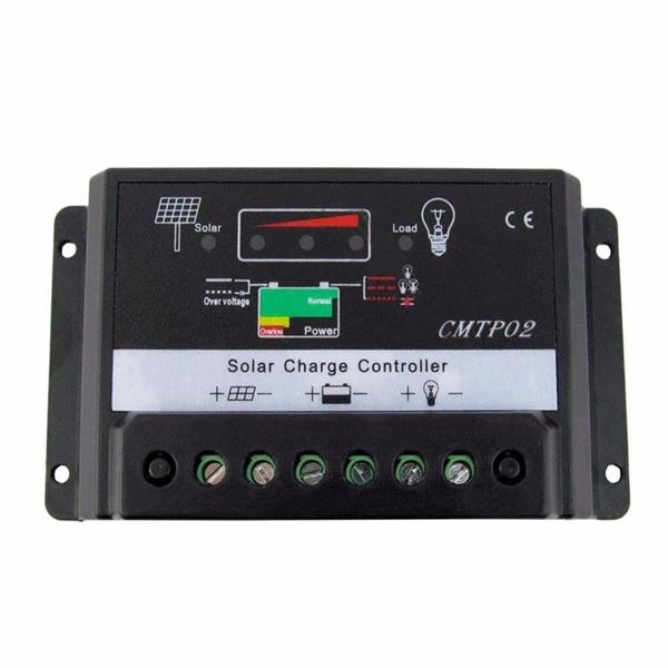20A Solar Panel Battery Regulator Charge Controller 12V 24V Auto Switc