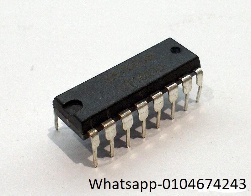 20PCS KA7500B DIP-16 KA7500 Ic Chip Power Supply Controller