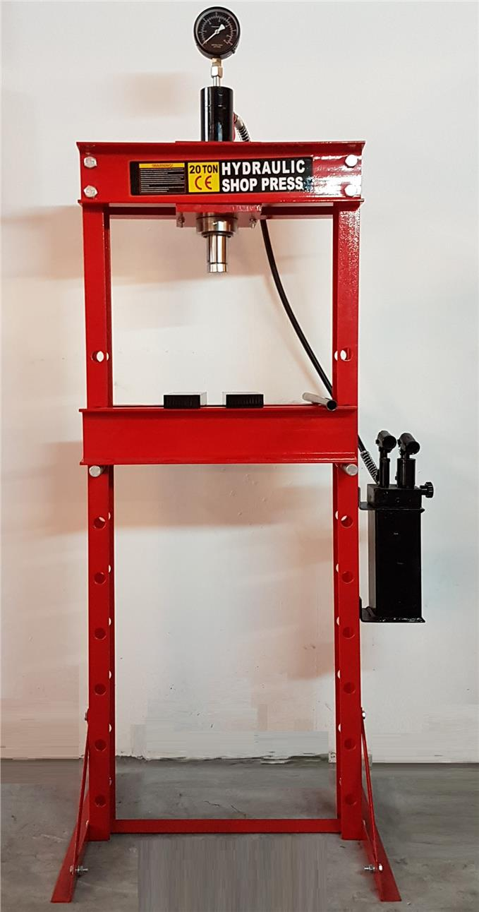 20Ton Shop Press with Gauge 86/100kg ID669206 ID30940