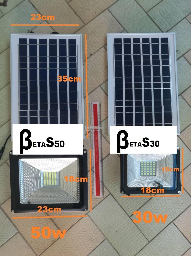 20W 30W 50W 100W solar panel solar Spotlight LED Wall Lamps Outdoor