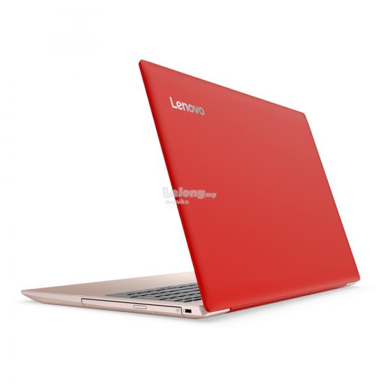 [21/05] Lenovo Ideapad 320-15IKBRN-81BG00-C3MJ Notebook (Red)