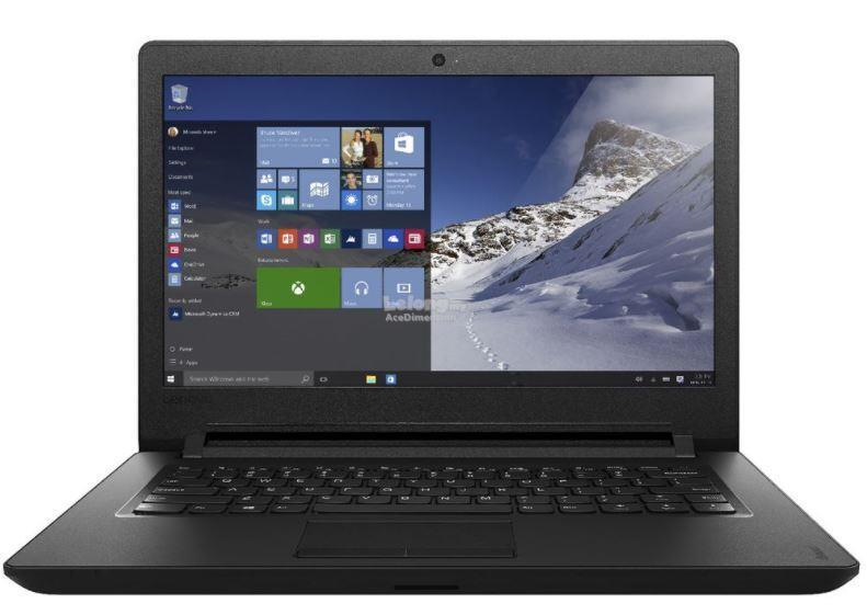 [21-May] Lenovo Ideapad 110-14IBR 80T600ABMJ Notebook *Intel N3060*