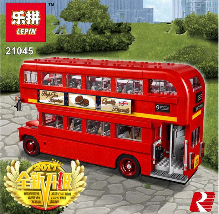 21045 LEGO Compatible brick The London Bus 21045