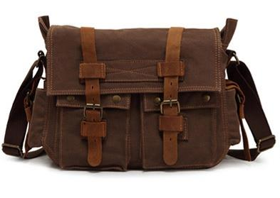 2138-Coffee  Handbag, Backpack, Laptop Notebook iPhone Tablet Beg