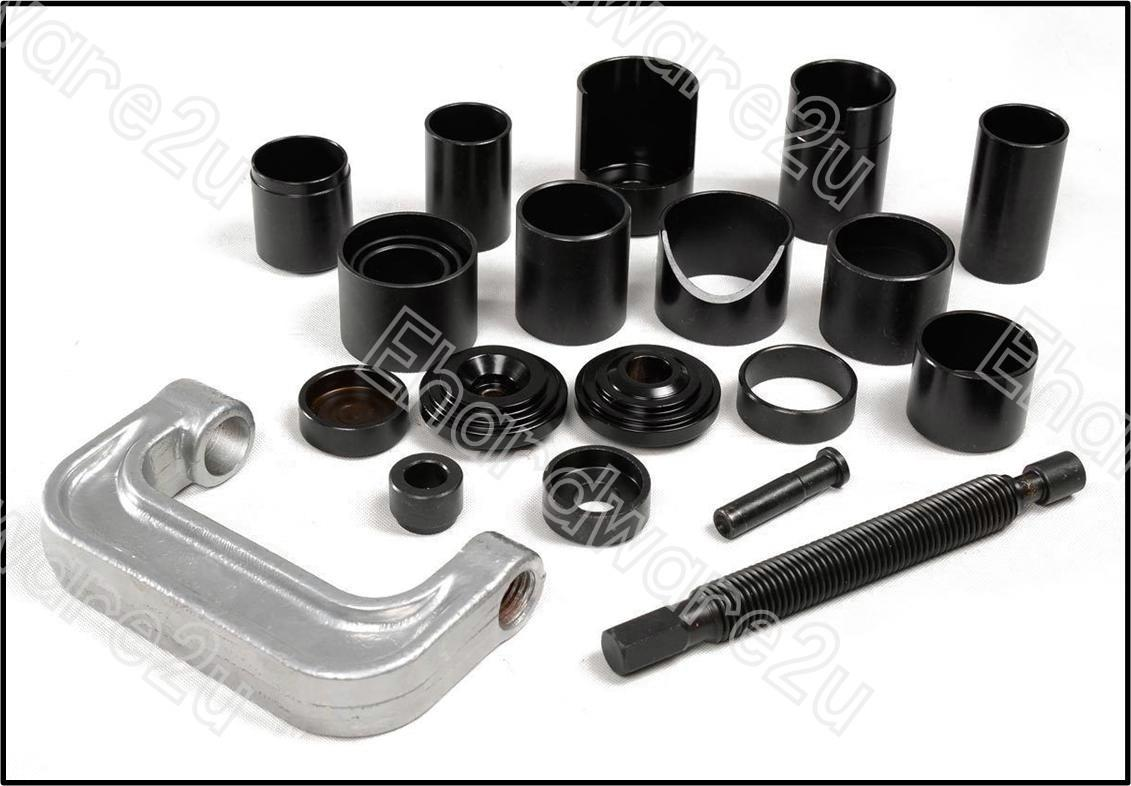 ball joint press. 21pcs c-press truck car ball joint master tools set (1037-21) ball joint press