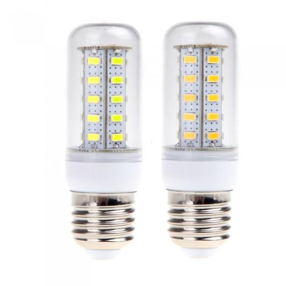 220V E27 13W 36 5730 SMD LED Corn Light Bulb Lamp