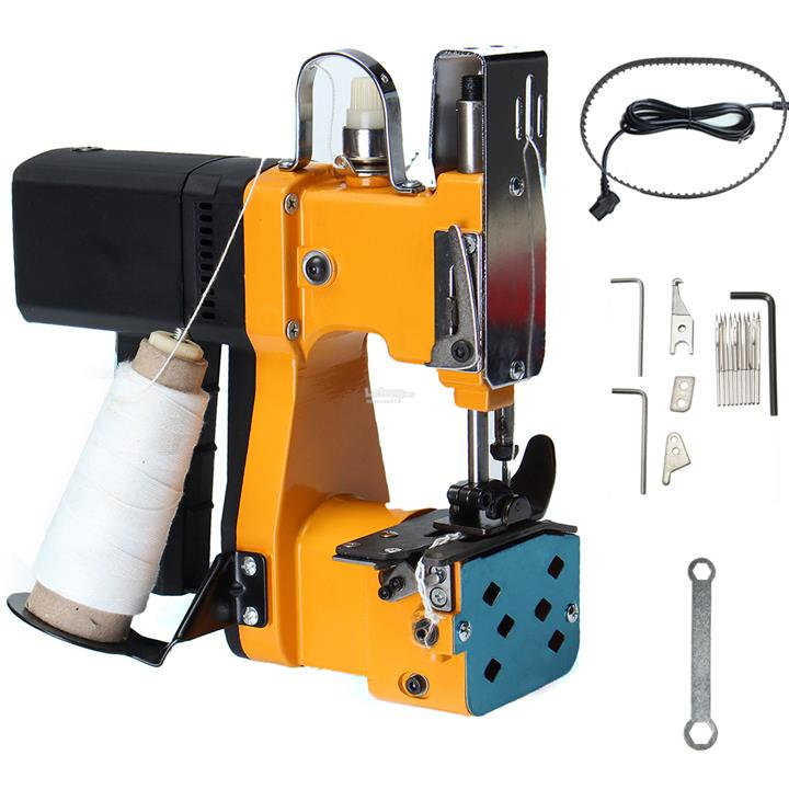 Top Rated Sewing Machines 2020.220v Portable Electric Sewing Machine Sealing Machines Industrial Clot