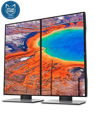 NEW 23.8' DELL ULTRASHARP U2417H INFINITY EDGE MONITOR-3YW (210-ALBI)